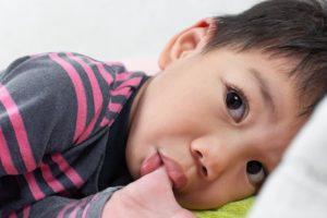 Thumb sucking child should visit Pelham pediatric dentist